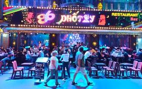 Sở Y tế TP.HCM đề xuất mở vũ trường, karaoke, quán bar, bán hàng rong...