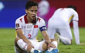 Xót xa: Quế Ngọc Hải, Duy Mạnh rơi nước mắt, đổ gục sau trận thua của đội tuyển Việt Nam