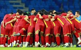 Quế Ngọc Hải tha thiết mong người hâm mộ động viên các cầu thủ trẻ sau thất bại