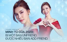 """Minh Tú của 2020: """"Mình bị một bạn unfriend nhưng được nhiều bạn add friend"""""""