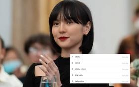 Một diễn viên Vbiz bị đồn lộ clip chat sex, tên Hải Tú ngay lập tức lọt top tìm kiếm hàng đầu Việt Nam trong cùng ngày