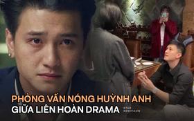 """Phỏng vấn độc quyền Huỳnh Anh: """"Tôi có thể kiện nhãn hàng này. Tôi xin lỗi không có nghĩa là tôi sai về mặt pháp luật, đạo đức, lương tâm"""""""