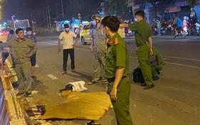 Vụ kẻ cướp bỏ lại đồng bọn tử vong ở TP.HCM: Người đi đường bị tông trúng không qua khỏi vì vết thương quá nặng