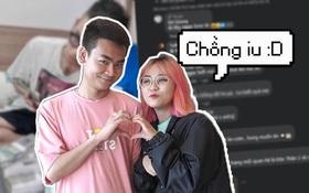 """Chỉ nhờ một bức ảnh trên Facebook, lý do MisThy gọi Quang Cuốn là """"chồng"""" đã sáng tỏ!"""