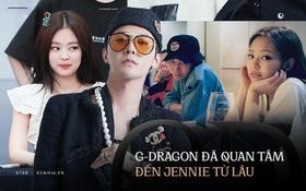 """G-Dragon """"sủng"""" Jennie đến nghiện từ lâu: 9 năm trước đã quá tận tâm, giờ luôn kè kè chăm sóc, lộ cả loạt """"hint"""" ít ai để ý"""