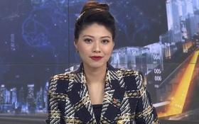 """Tái xuất trên sóng VTV, vì sao BTV Ngọc Trinh """"biến mất"""" trong nhiều tháng?"""