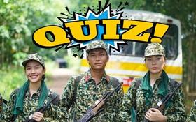 """Quiz: Sao Nhập Ngũ sắp kết thúc, bạn có nhớ hết những khoảnh khắc """"kinh điển"""" này không?"""