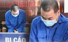 Thầy giáo xâm hại 4 nam sinh THCS khóc nức nở khi bị tuyên án 7 năm tù, bố mẹ nạn nhân bức xúc đòi kháng cáo
