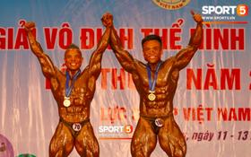 Danh sách đội tuyển thể hình Việt Nam tại SEA Games 31 qua ảnh: Có VĐV từng bị béo phì nghiêm trọng, nặng tới 146kg