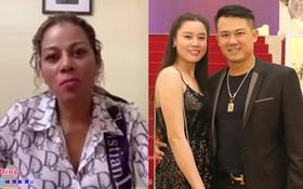 """Chị Vân Quang Long xấu hổ: """"Long mất 2 tháng mà chưa ngày nào được yên tĩnh khi Linh Lan mang tiền lên mạng nói"""""""