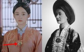 Cẩm Tâm Tựa Ngọc ăn cắp trắng trợn phục trang nhà Nguyễn, khán giả Việt phẫn nộ tẩy chay?