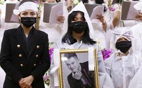 Gia đình cố NS Vân Quang Long cầu cứu pháp luật vì bị vu khống, con gái xin mẹ nghỉ học vì bạn bè tẩy chay
