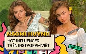 Naomi Roestel Huỳnh - gái xinh ở nhà ăn chay, hát nhạc tình, xăm nhiều đến không thể nhớ và trên mạng có gần nửa triệu followers!