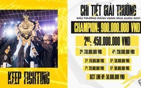Được đầu tư 12 tỷ, Đấu Trường Danh Vọng tiếp tục là giải đấu Esports số 1 Việt Nam, tuyển thủ Liên Quân lại có thêm lương bổng