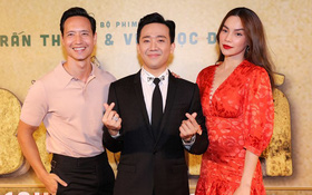 """Bùng lên tranh cãi về phát ngôn của Hà Hồ khi review phim Trấn Thành: """"Ai không đi coi chứng tỏ sống rất hời hợt với cuộc đời"""""""