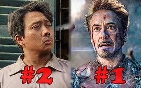 Doanh thu sneakshow Bố Già lập kỷ lục mọi thời đại, chỉ thua mỗi Avengers: Endgame