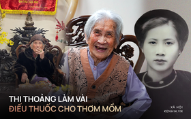 """Gặp cụ bà 100 tuổi ở Hà Nội gây sốt bởi nhan sắc trong đám cưới thời trẻ: Sinh ra tại Pháp, từng được mệnh danh là """"hoa khôi của vùng"""""""