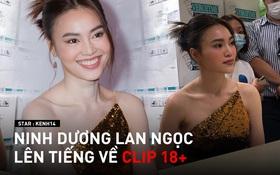 """Phỏng vấn nóng Ninh Dương Lan Ngọc về lùm xùm clip giường chiếu: """"Tôi nghĩ là có người đã muốn hại tôi"""""""