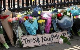 Người dân thế giới bày tỏ niềm tiếc thương trước sự ra đi của Hoàng thân Philip