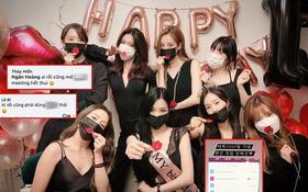 """SNSD họp mặt kỉ niệm bằng cách rất đặc biệt, cộng đồng được dịp hả hê, """"idol rồi cũng phải học online thôi""""!"""