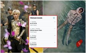 Vừa phát hành, MV LAYLALAY của Jack đang tạo ra cuộc đua top trending gay cấn với Sơn Tùng M-TP