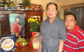 """NS Đức Lang - bố ruột Hiếu Hiền đột ngột qua đời, Cát Phượng xót xa: """"Bố cũng đi theo mẹ rồi!"""""""