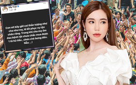 Elly Trần gây tranh cãi khi nêu quan điểm bức xúc fan cuồng idol, chính chủ phải giải thích 3 điều nhưng liệu có hợp lý?