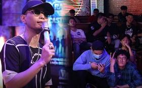 """Casting Rap Việt ngày 2 vẫn nghẹt thí sinh dù mưa to, tiếp tục lộ diện """"quái vật"""" tại sảnh chờ!"""
