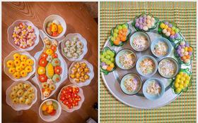 """""""Đại hội"""" nặn bánh trôi của dân mạng nhân dịp Tết Hàn thực: Tác phẩm nào cũng đẹp xuất sắc, ai khéo tay lắm mới làm được!"""