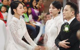 """Hôm nay chú rể Phan Mạnh Quỳnh cưới được cô dâu hot girl đẹp quá: Visual và body """"đỉnh chóp"""", mê nhất góc nghiêng!"""