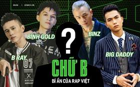 """Có mỗi một chữ B mà cả làng rap """"quay cuồng trong mơ hồ"""": Tóm lại, ai sẽ thay thế Suboi tại Rap Việt mùa 2?"""