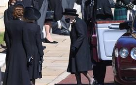 Trực tiếp: Tang lễ Hoàng thân Philip bắt đầu sau phút mặc niệm toàn quốc