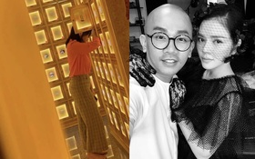 Lý Nhã Kỳ đến viếng Minh Lộc sau 49 ngày mất, khoảnh khắc gục đầu bên di ảnh của người bạn quá cố khiến ai cũng nghẹn ngào