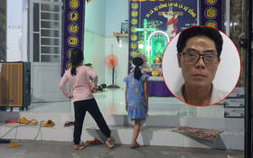 Nghi can hiếp dâm, sát hại bé gái 5 tuổi ở Bà Rịa - Vũng Tàu vẫn qua đám tang chia buồn với gia đình trước khi bị bắt