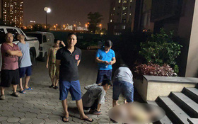 Hà Nội: Bé gái 4 tuổi rơi từ cửa sổ phòng ngủ tầng 24 chung cư xuống đất tử vong thương tâm
