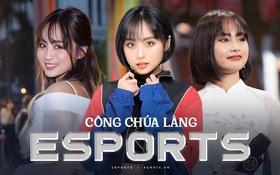 """Chuyện """"nàng công chúa"""" làng eSports Việt - Minh Nghi, từ nữ MC quốc dân của VCS đến biểu tượng """"sống còn"""" của Tốc Chiến"""