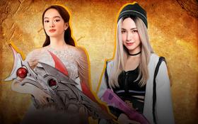 """Sau Sơn Tùng M-TP, lần lượt đến Hòa Minzy và Kaity Nguyễn cũng hóa """"nữ chiến binh"""" cực ngầu trong Free Fire"""
