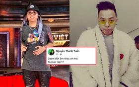 """Rap Việt """"Endgame"""": Thí sinh Touliver """"on mic"""" đi casting thế này thì trao Quán quân luôn đi chứ thi làm gì nữa!"""