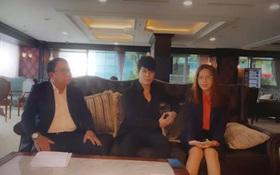 """Livestream đối đầu căng đét: Nathan Lee tuyên bố kiện Cao Thái Sơn, khởi kiện cả ekip Ngọc Trinh 30 tỷ, 2 phía """"khẩu chiến"""" căng đét"""