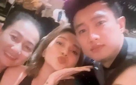 Vừa bị bắt gặp hẹn hò Minh Hằng, Quốc Trường lại đưa Bảo Anh ra mắt mẹ ruột?
