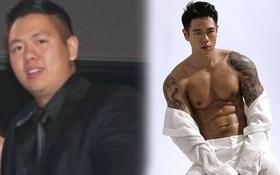 Trai đẹp 6 múi Michael Trương (Người Ấy Là Ai) gây choáng khi công bố loạt ảnh thời nặng... hơn 100kg