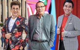 Đời tư của dàn MC kỳ cựu Thanh Bạch, Quyền Linh, Lại Văn Sâm: Người kín tiếng, kẻ rình rang tổ chức đám cưới 10 lần