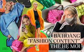 Leonie Hanne là ai mà gây bão MXH chỉ nhờ... thay quần áo, thường ngồi ghế đầu show thời trang và được hàng loạt thương hiệu săn đón?