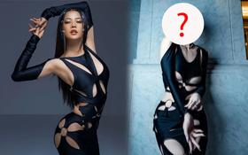 """Chi Pu diện váy cut-out lộ cả khuôn ngực nhưng vẫn """"dưới cơ"""" bạn gái cũ Cường Seven"""