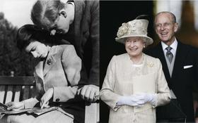 """Nhìn lại những khoảnh khắc đẹp nhất của Hoàng thân Philip và Nữ hoàng Anh: Chuyện tình """"đôi đũa lệch"""" cùng cuộc hôn nhân bền vững hơn 70 năm"""