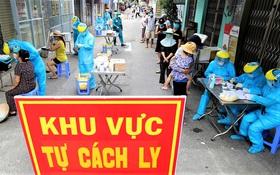 Lịch trình chóng mặt của 4 ca Covid-19 mới ở Đà Nẵng: Người ship chè quanh thành phố, người bán hàng khắp Quảng Nam