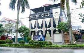 Nóng: Khởi tố 2 vụ án liên quan đến quán bar Sunny ở Vĩnh Phúc