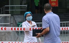 Hà Nội: Cách ly tạm thời chung cư 187 Nguyễn Lương Bằng, truy vết trường hợp tiếp xúc với ca mắc Covid-19