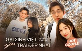 Gái xinh Việt kể một mạch chuyện yêu trai Nhật: Chăm rep story, được bồ như ý!