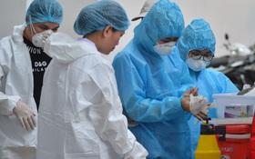 Nóng: Hà Nội thêm 7 ca dương tính SARS-CoV-2, trong đó có 1 F1 của vợ Giám đốc Hacinco